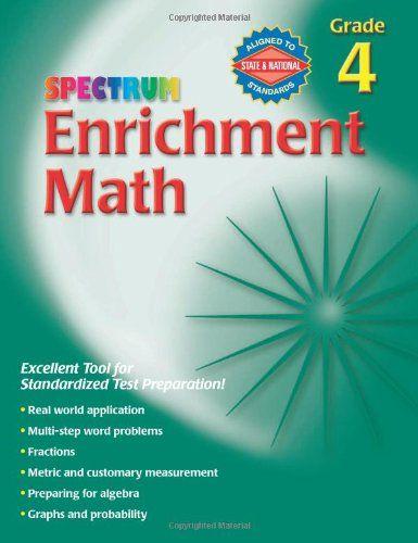 word problems grade 4 spectrum