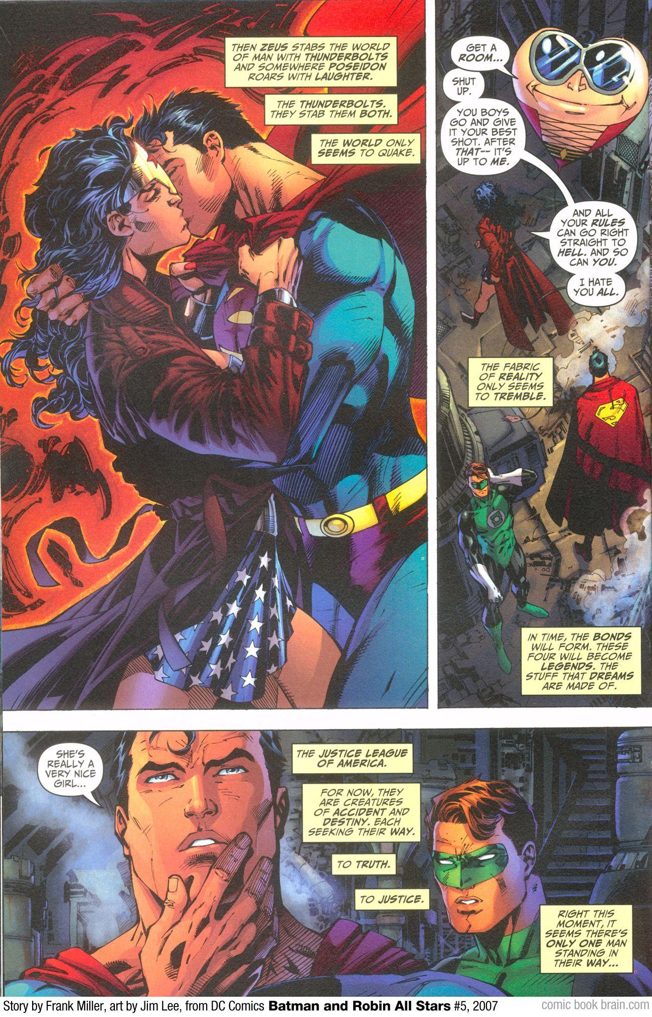 Jim Lee Plastic Man and Batman | Panels and a splash of color ...