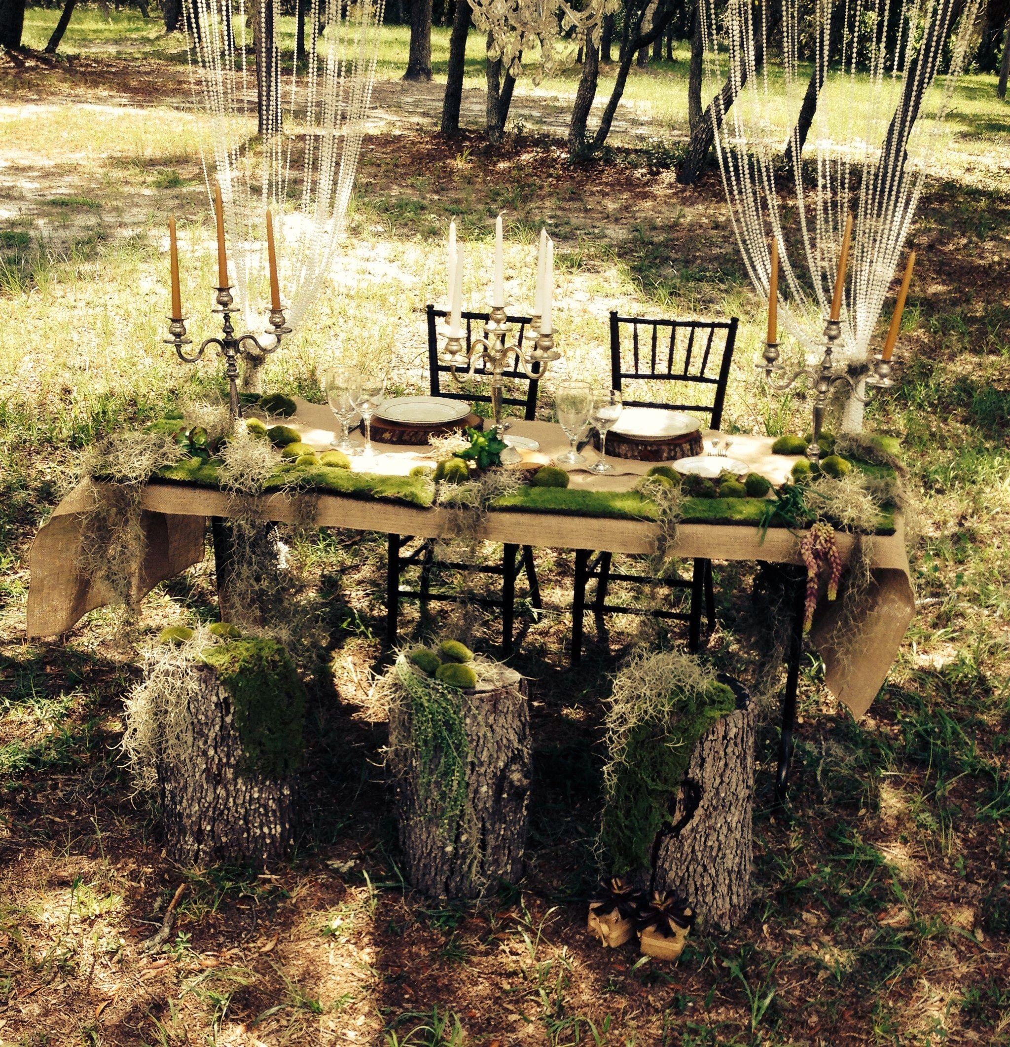 Outdoor Table Decor Wedding Decor Wedding Ideas Outdoor Wedding Rustic Wedding