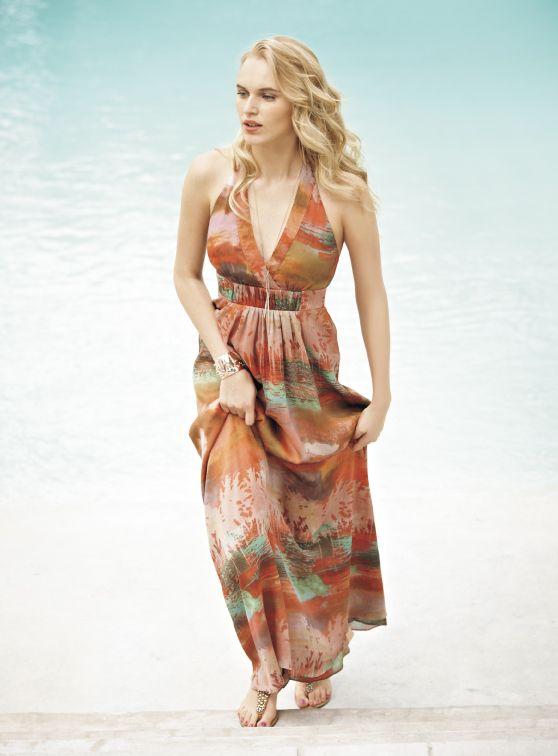 Nordstrom jessica simpson maxi dress