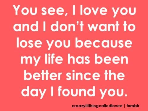 I Love You Baby Quotes,Love.Quotes Of The Day