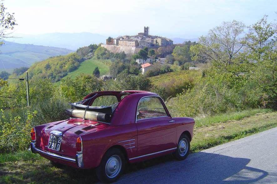 Reisroutes ontdekken in Montefeltro #truffleland