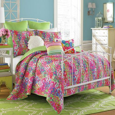 Collier C&bell Paradiso Quilt Set Size: King | Products ... : quilt king products - Adamdwight.com