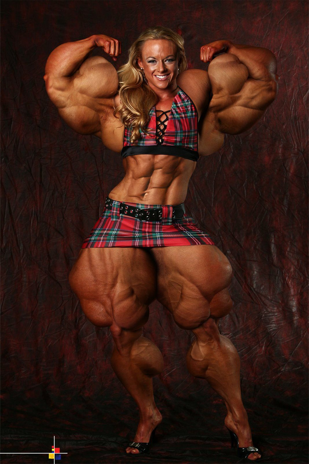 Female Muscle Morph  Morphs  Femalemuscleart  Body -4812