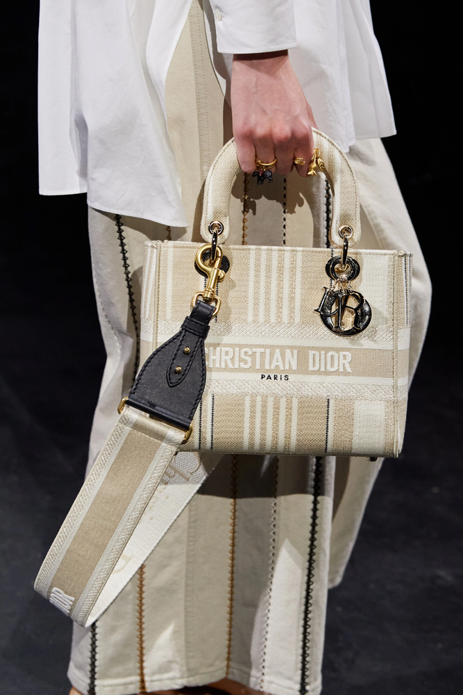 A Look At Bags From Dior S Spring 2021 Collection Purseblog Dior Luxury Bags Collection Bags