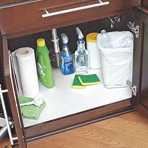 New Protective Cabinet Mat Clear Protect Cabinet Bases From Stains Scratches Damage Durable Non Adhesive Pro Sink Mats Under Kitchen Sinks Sink Shelf