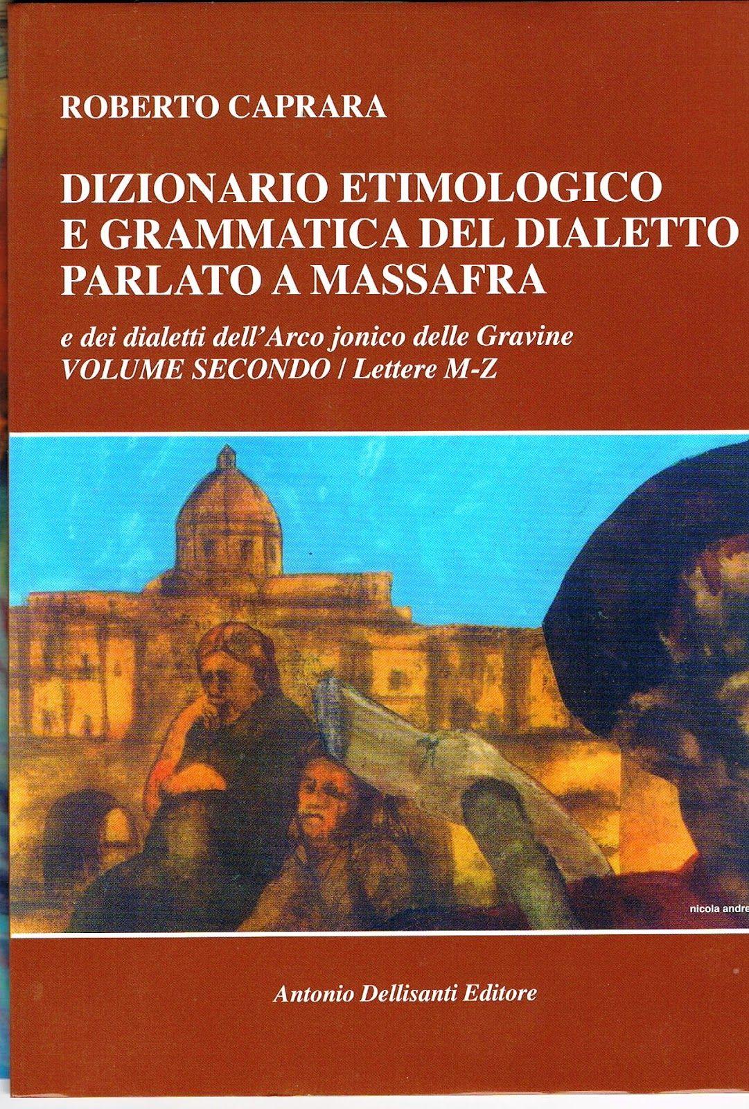 Presentazione del  Dizionario etimologico e gramma...
