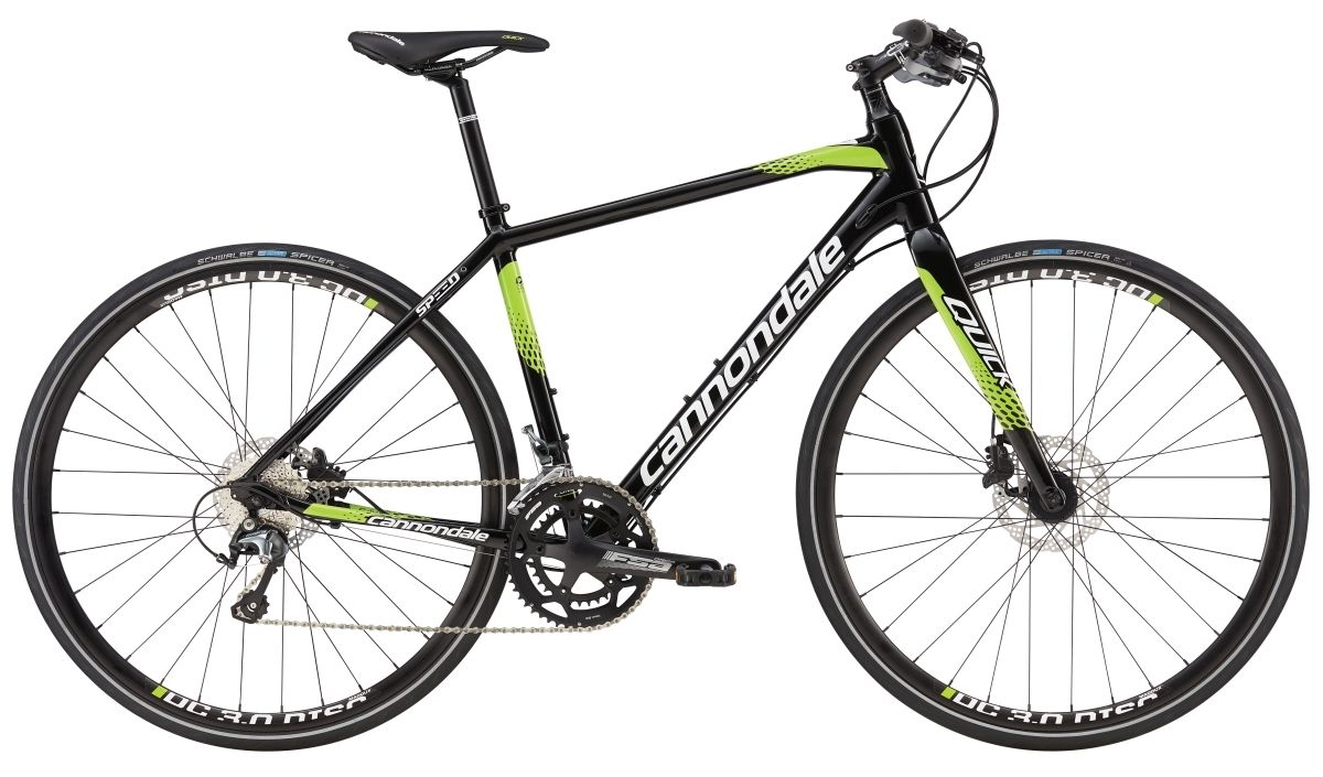 Cannondale Quick Speed 1 2016 Hybrid Bike Hybrid bike