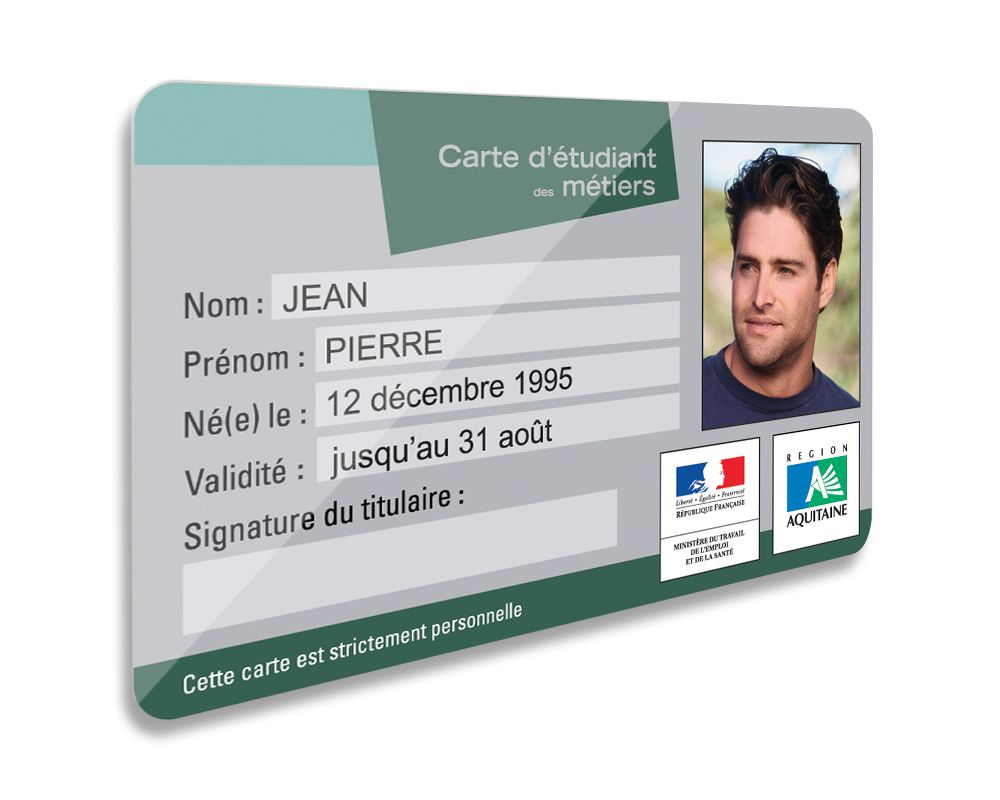 Student Id Card Printing Student Cards And Badges Student Cards