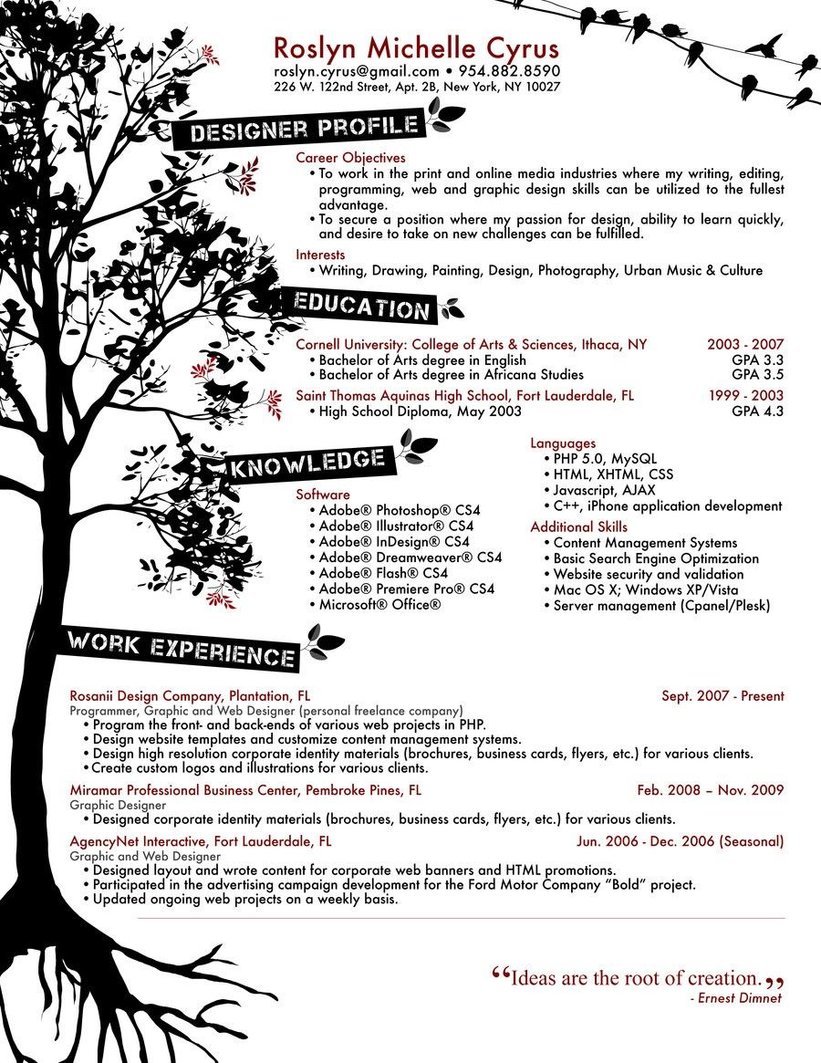 Free Online Resume Templates For Microsoft Word  Resume Template