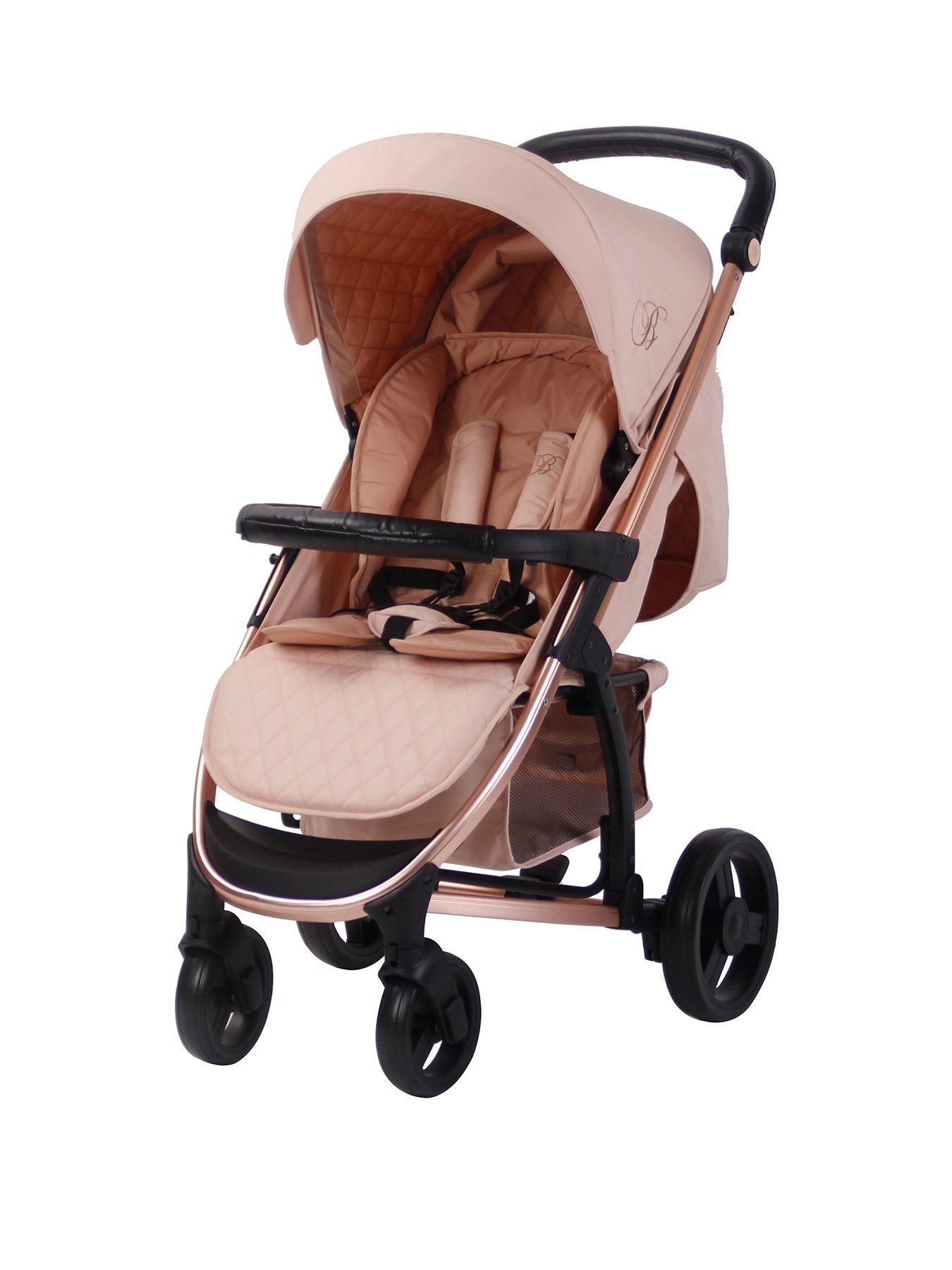Billie Faiers MB200 Rose Gold & Blush Pushchair Baby