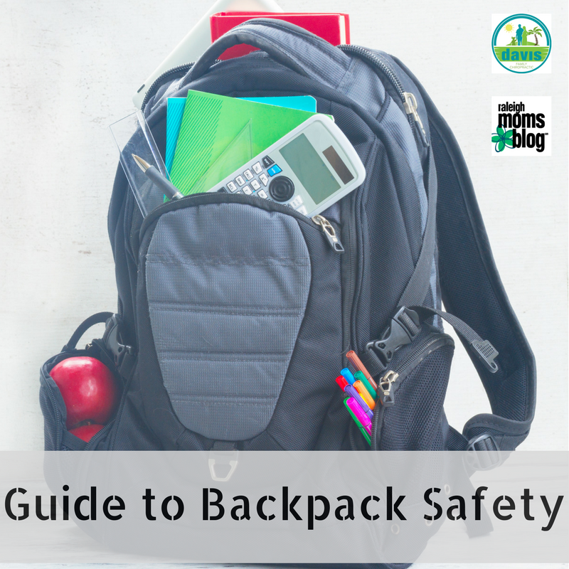 3df4e1db400214 Back-to-School season brings overstuffed backpacks and potential discomfort  and pain to our
