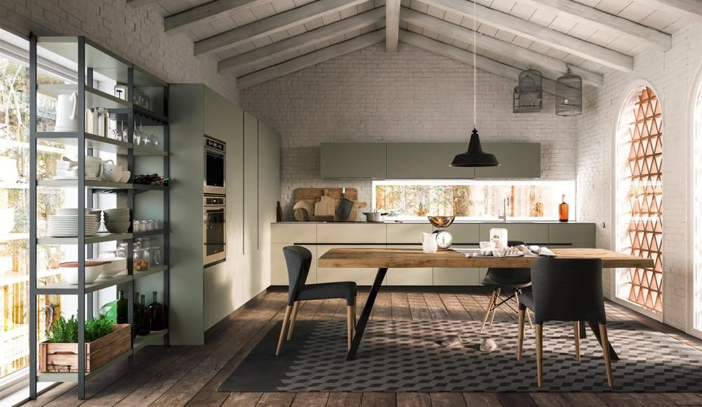 Beautiful wooden dining table from visma arredo - kitchen Elegant 28 ...