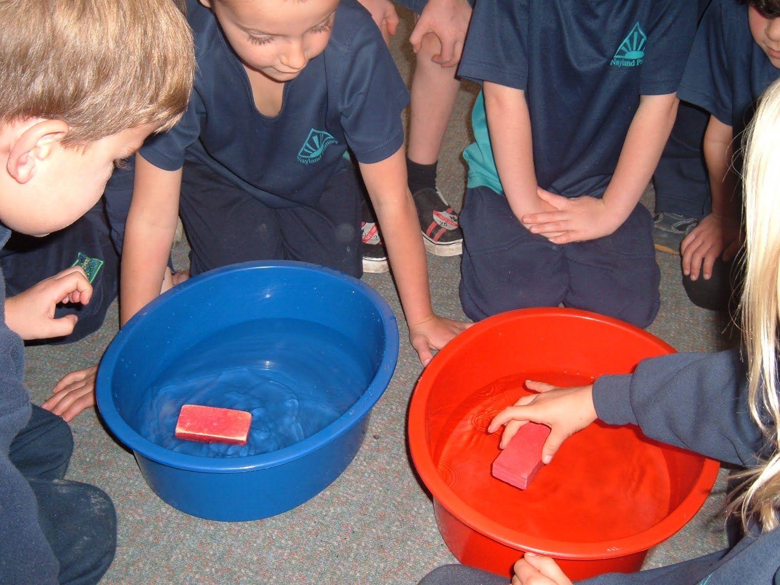Sink Amp Float Salt Water Vs Fresh Water Experiment