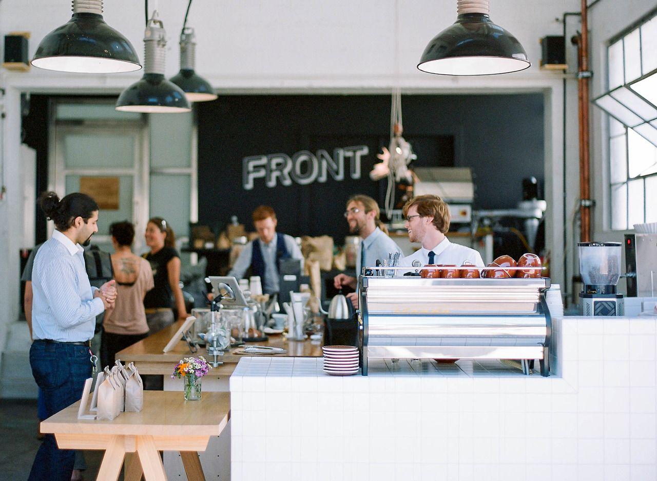 Front Cafe, San Francisco