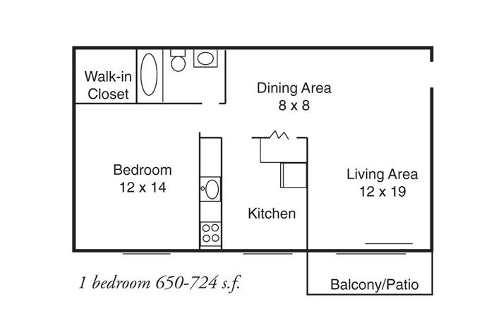 Home Design 650 Sq Ft Part - 43: 650 Sq Ft Floor Plans - Google Search