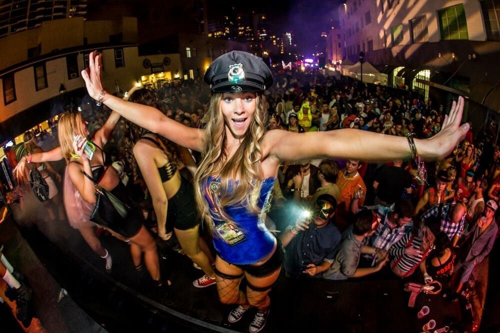 Halloween In San Diego Party Monster Bash 2017 Gaslamp Dates ...