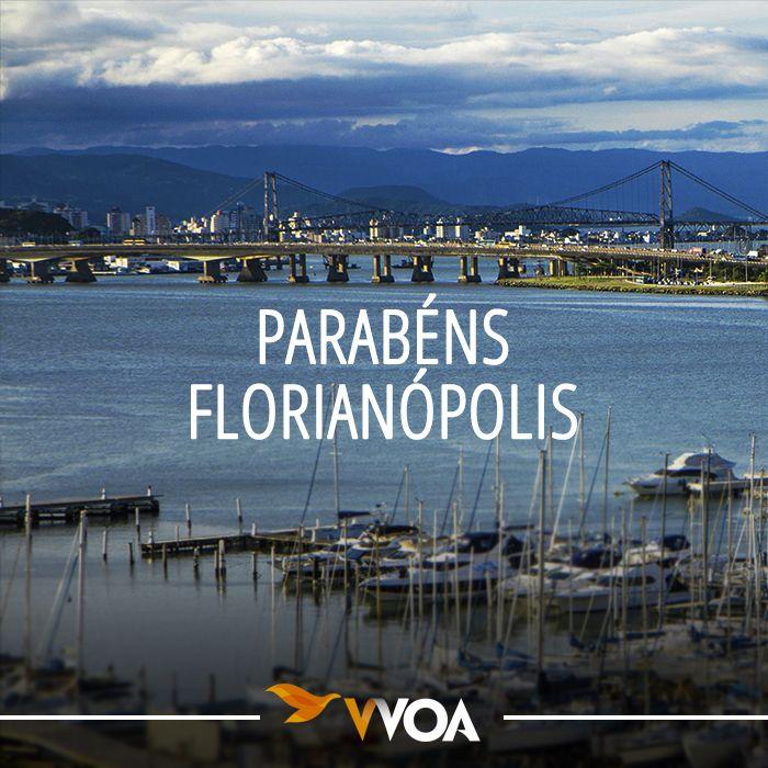 Essa foi a cidade que muitos escolheram para morar. Não apenas pela calmaria, pela gente bonita, pelas badalações, pela diversidade, ou pelos inúmeros adjetivos que a nossa querida Floripa tem. Mas por ela ser única. Por ser linda e bela em todos os seus 288 anos. Parabéns a Florianópolis, a cidade que escolhemos estar.