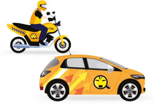 How to build a Successful On Demand Bike Taxi App? | StartUp