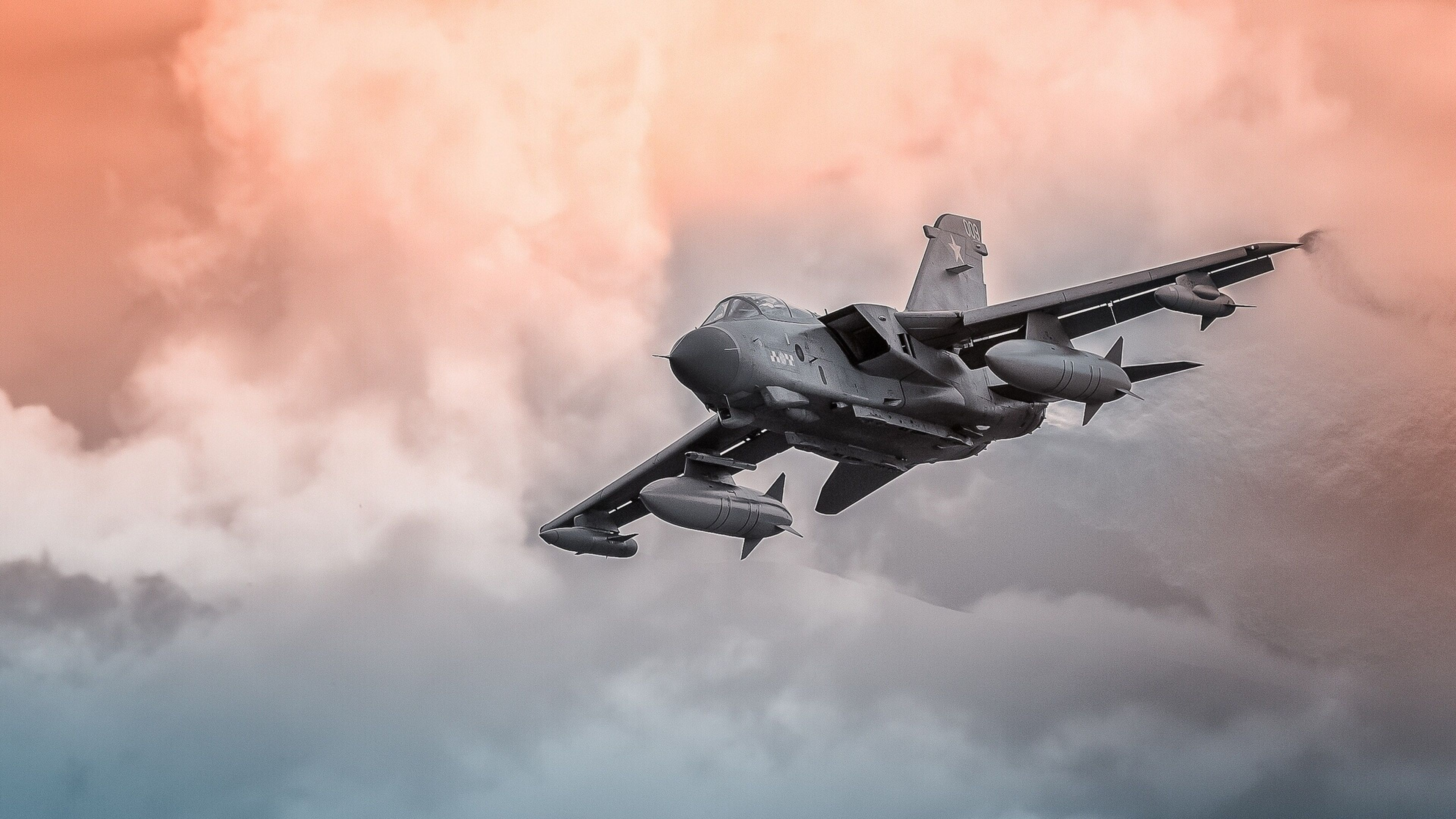 Military Helicopter 4k Hd Desktop Wallpaper For 4k Ultra: Tornado GR4 Ultra HD 4k Wallpaper