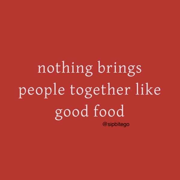 Funny Quotes About Food (You Can Share or Print!)