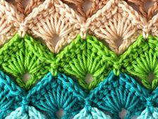 Mypicot Free Crochet Patterns Crocheting Crochet Box Stitch