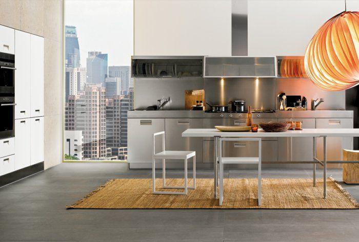 k chenm bel materialien ausw hlen ist ein teil von der k cheneinrichtung k che edelstahl. Black Bedroom Furniture Sets. Home Design Ideas