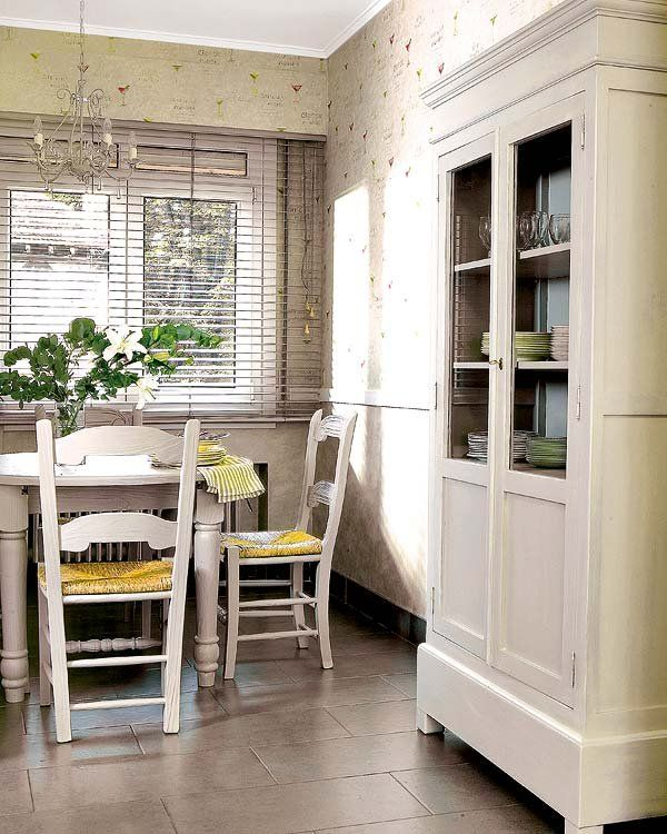 Como pintar muebles de pino estilo vintage buscar con - Como pintar muebles antiguos ...