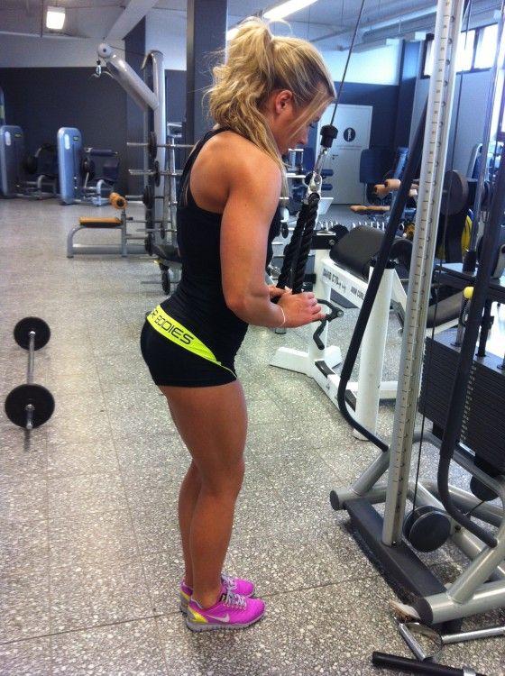 Pull Down Fitness Body Fitness Inspiration Fitness Motivation
