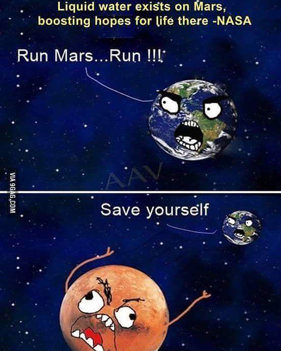 provocative-planet-pics-please.tumblr.com Run Mars Run Lol ...