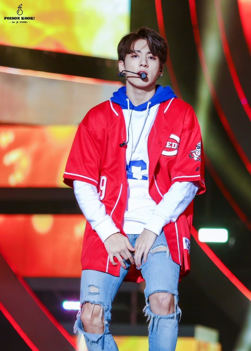 ❤️ #Jungkook 170924 SF music festival INKIGAYO SUPER CONCERT ~♡