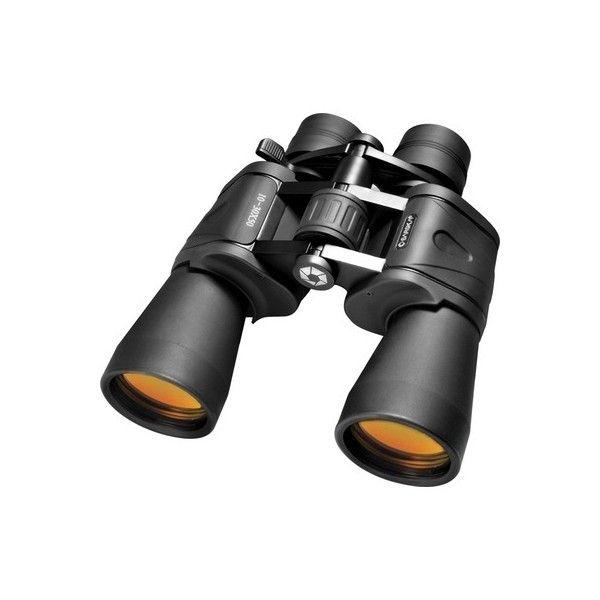 Barska 10-30x50 Zoom, Gladiator Binoculars, Ruby Lens ($45) ❤ liked on Polyvore featuring extras