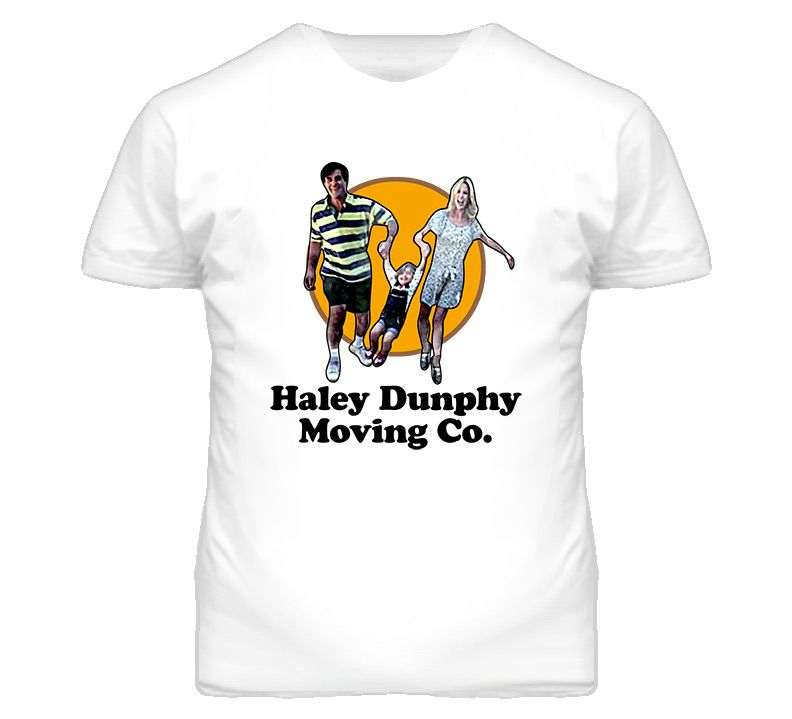 shirt moving haley dunphy funny shirts tv modern college shows goes tee company originals