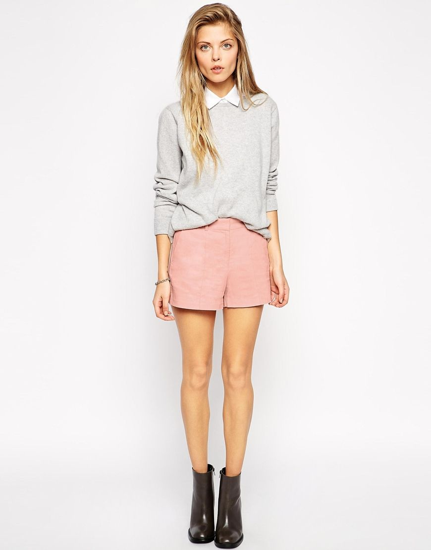 Pin by OOTD Magazine on OOTD Magazine | Linen shorts ...