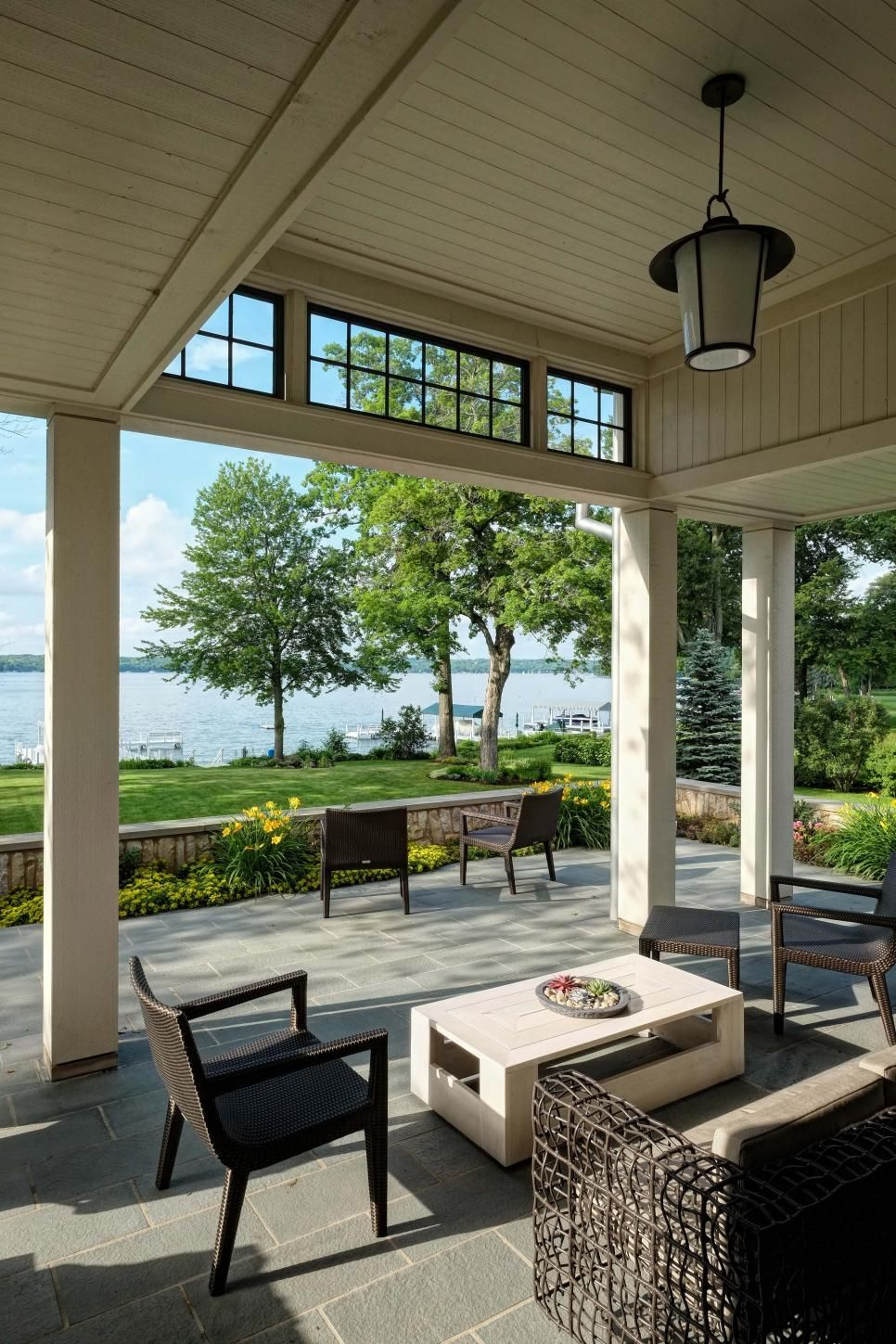 Lakefront Properties With Amazing Views (With images ... on Lakefront Patio Ideas id=24347