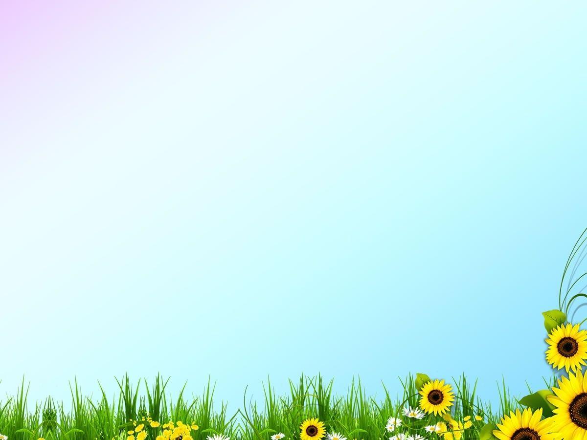 Free Beautiful Spring Template Backgrounds For Powerpoint Nature For Ppt Template Background Nature23093 Latar Belakang Gambar Pendidikan