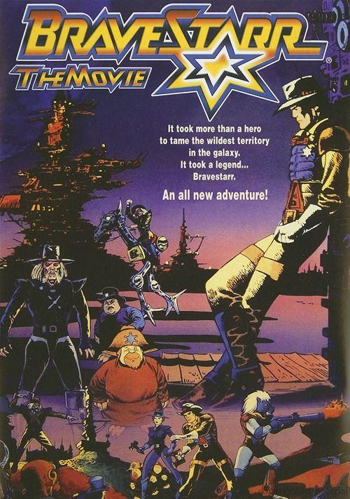 Bravestarr: The Movie (DVD 1988)   DVD Empire