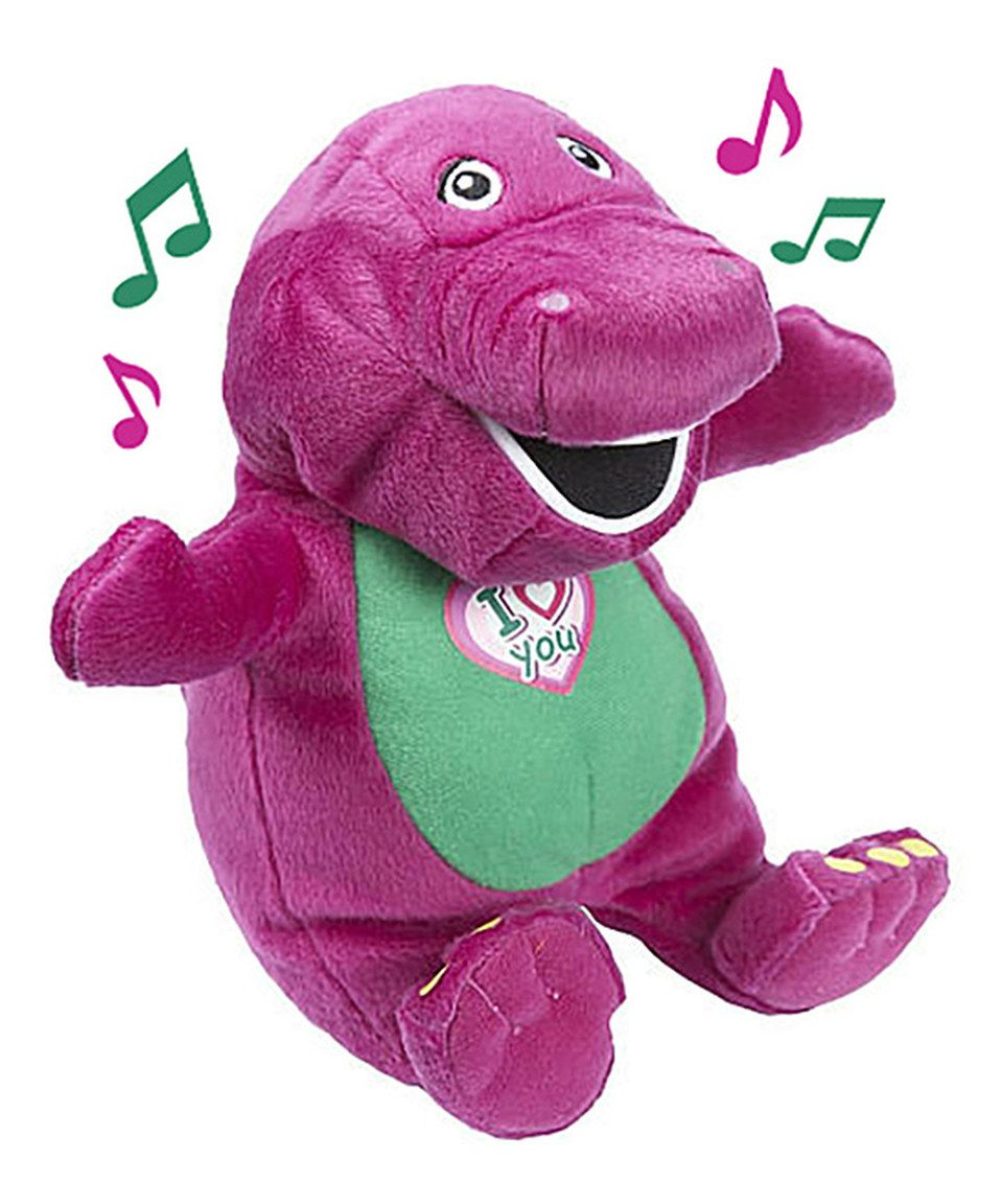 barney 2625 vintage barney the purple dinosaur dakin the lyons
