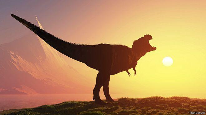 Dez erros que cometemos ao falar sobre os dinossauros - BBC Brasil