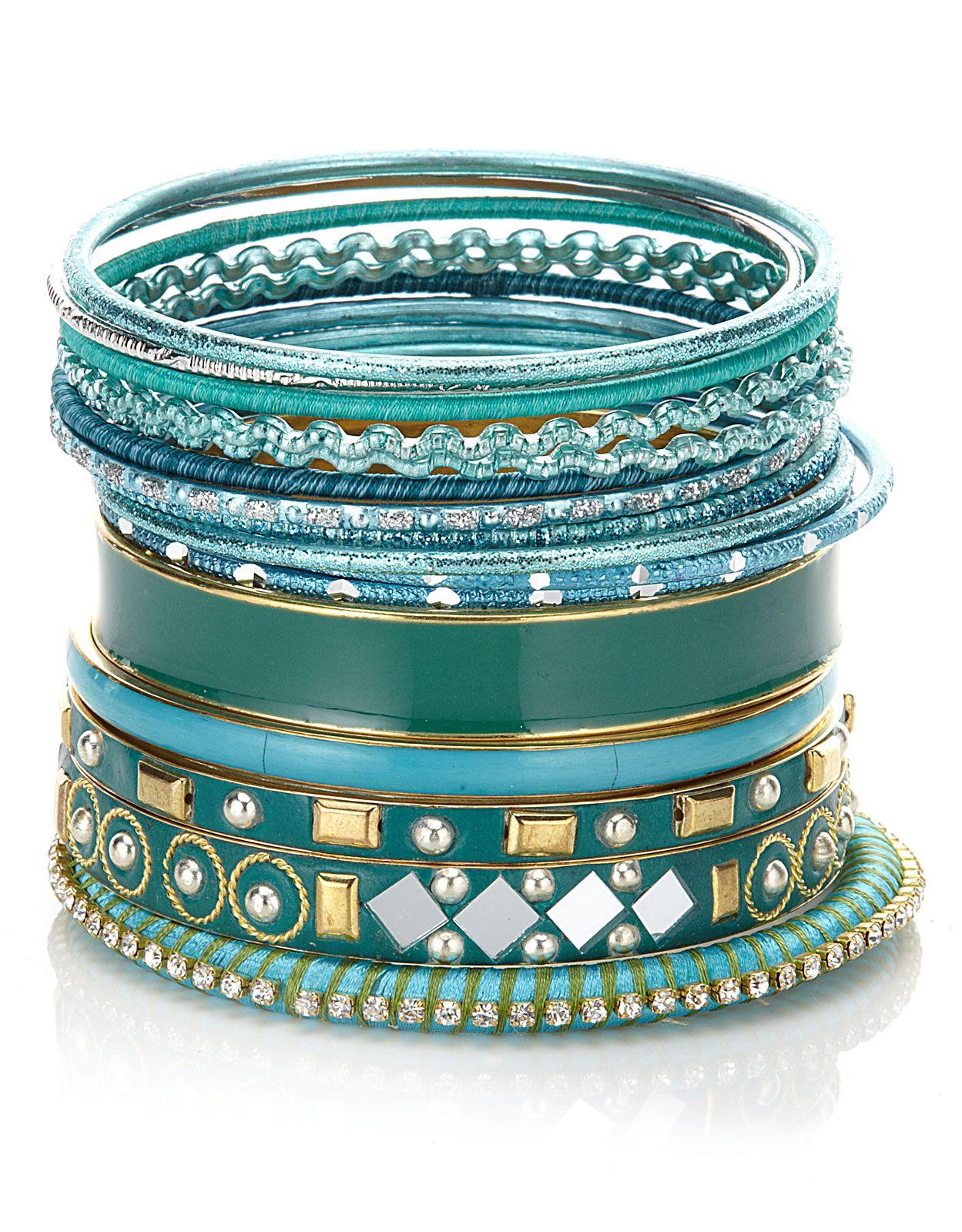 beauty green/blue