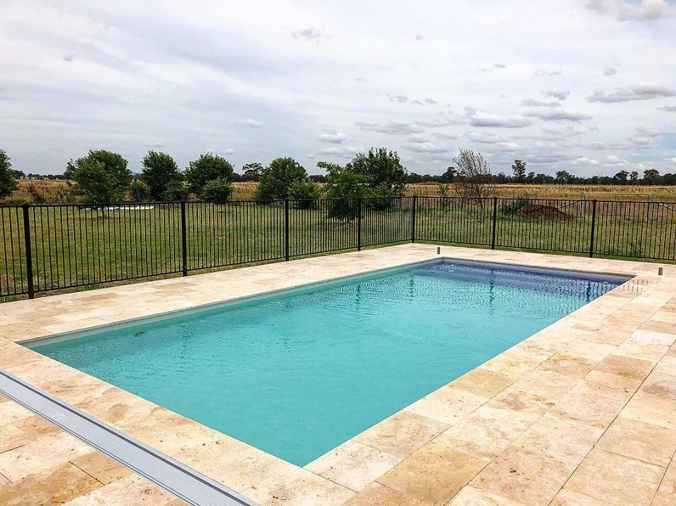 Swimming pool construction is a complicated process and