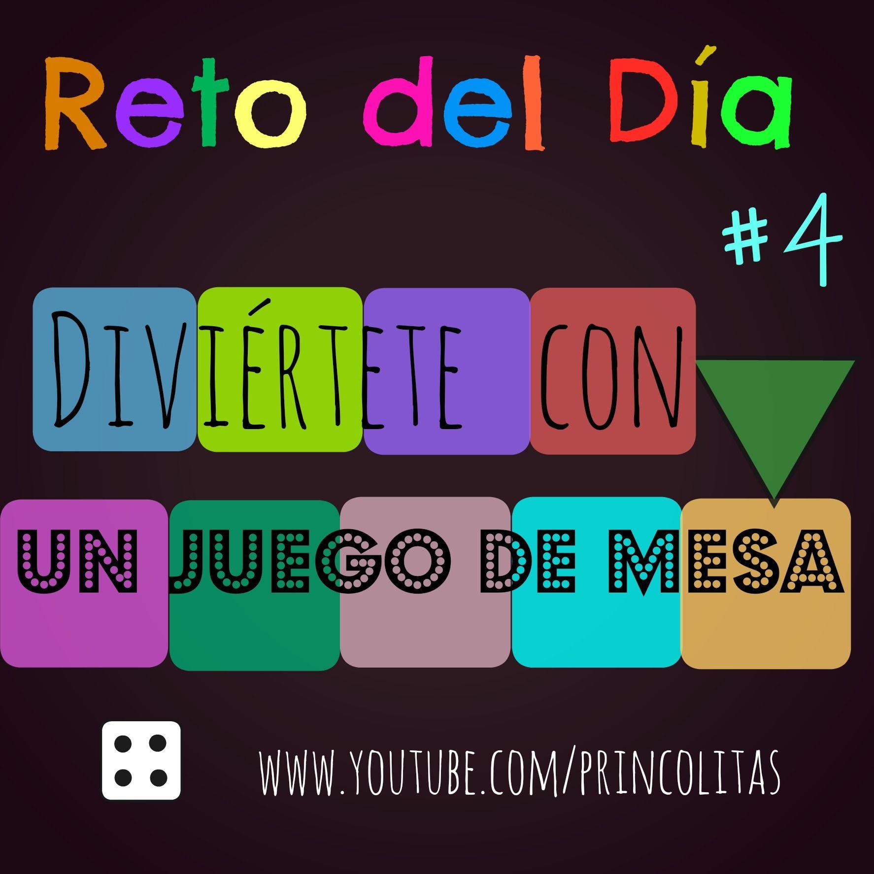 Reto Del Dia 4 Diviertete Con Un Juego De Mesa My Challenge