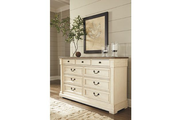 Best Bolanburg Dresser Ashley Homestore Shabby Chic Decor 400 x 300