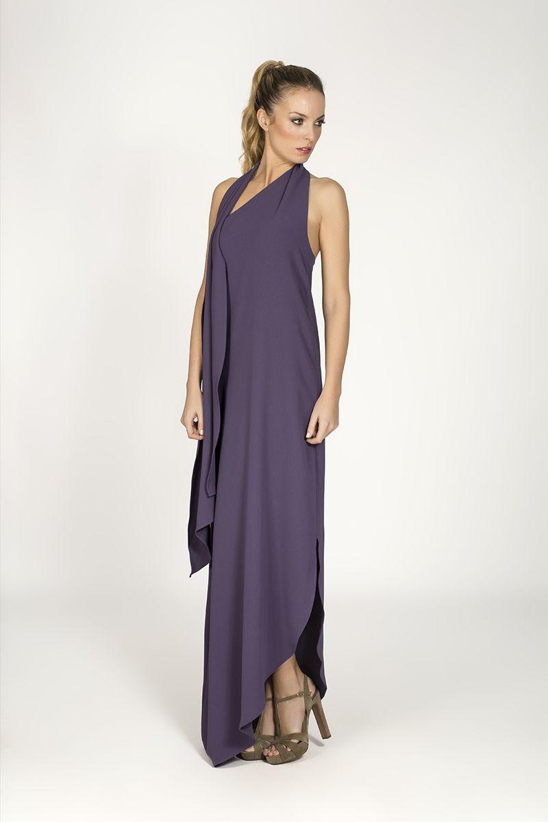 invitadas #vestidos #fiesta #bodas #mujer #invitada #RentalMode www ...