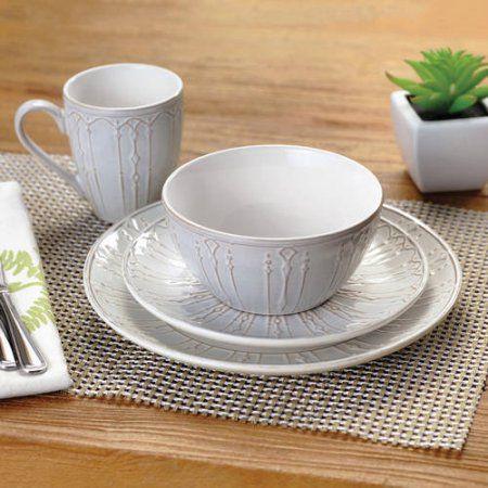 Home Dinnerware Dinnerware Sets Stoneware Dinnerware Sets