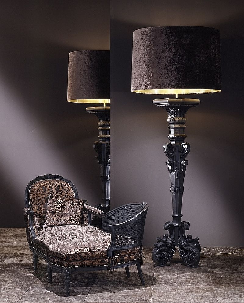 Oversized Lighting Floor And Table Lamps That Leave You Overwhelmed Oversized Floor Lamp Victorian Floor Lamps Floor Lamp