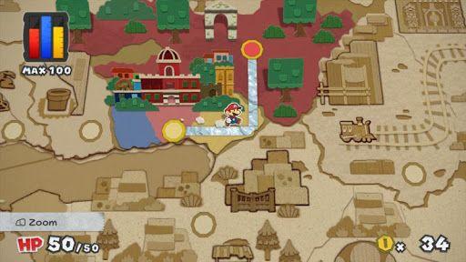 Paper Mario: Color Splash: The Kotaku Review