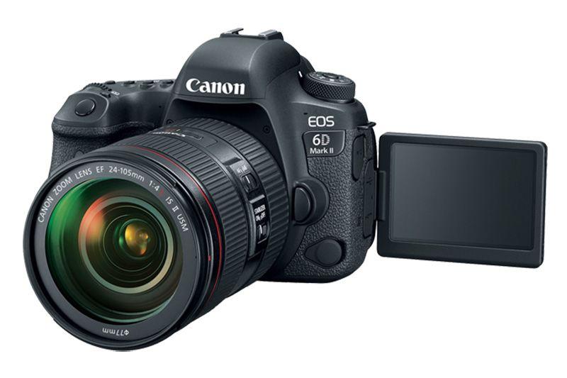 New Canon 80d Dslr Camera 24 2mp 3 0 Dot Vari Angle Touchscreen Hd 1080p Wi Fi Full Frame Camera Canon Camera Dslr Video