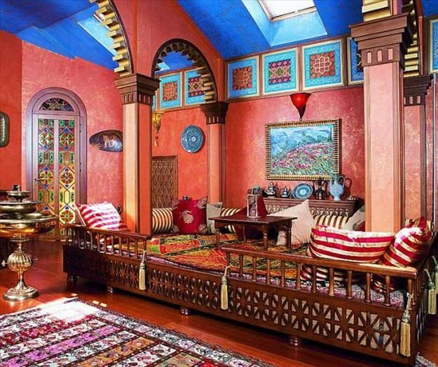 Moroccan Decor And Lamps | Moroccan Style, Home Accessories And Materials  For Moroccan Interior .