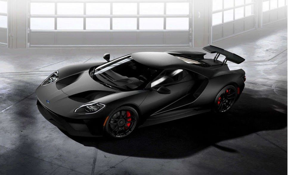Expect The All New Ford Gt With The Price Tag Of 450 000 And Offered In Eigh Ford Sports Cars Ford Gt Price Ford Gt